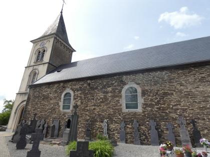 Saint-Pierre - Vilettes - Lierneux